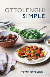 Ottolenghi Simple cookbook cover