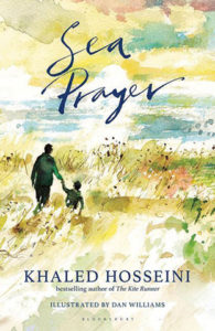 Sea Prayer Young Adult Novel Cover