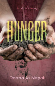Hunger by Donna Jo Napoli book cover
